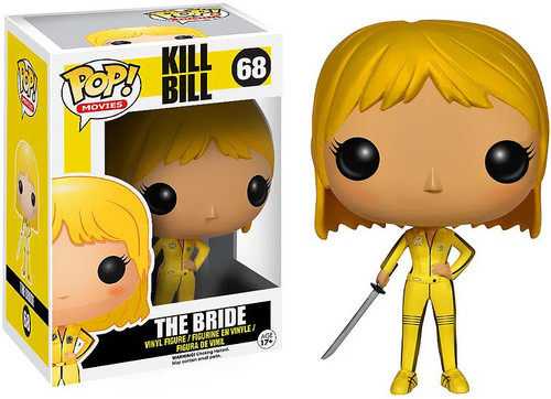 Funko Kill Bill POP! Movies The Bride Vinyl Figure #68