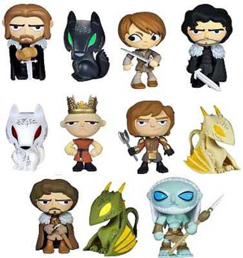 Funko Game of Thrones Series 1 Mystery Minis Set of 11 Minifigures [Loose]