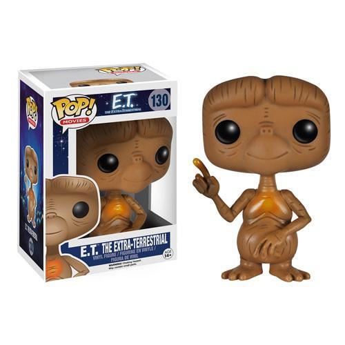 Funko POP! Movies E.T. the Extra Terrestrial Vinyl Figure #130
