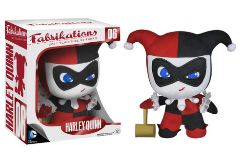 Batman Funko Fabrikations Harley Quinn Plush #06