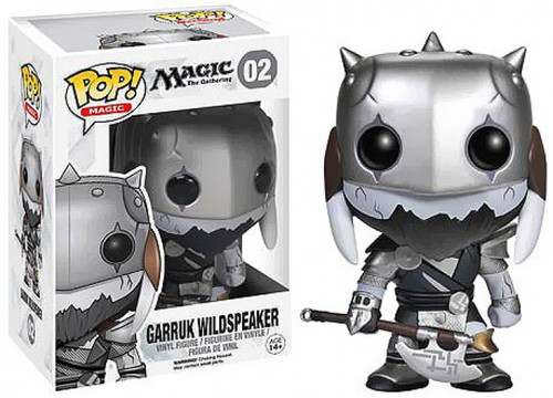 Funko MtG POP! Magic Garruk Wildspeaker Vinyl Figure #02