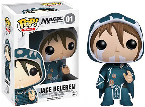 Funko MtG POP! Magic Jace Beleren Vinyl Figure #01