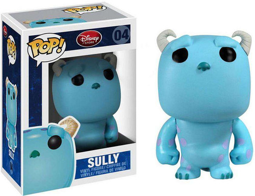 Funko Disney / Pixar Monsters Inc POP! Disney Sulley Vinyl Figure #04