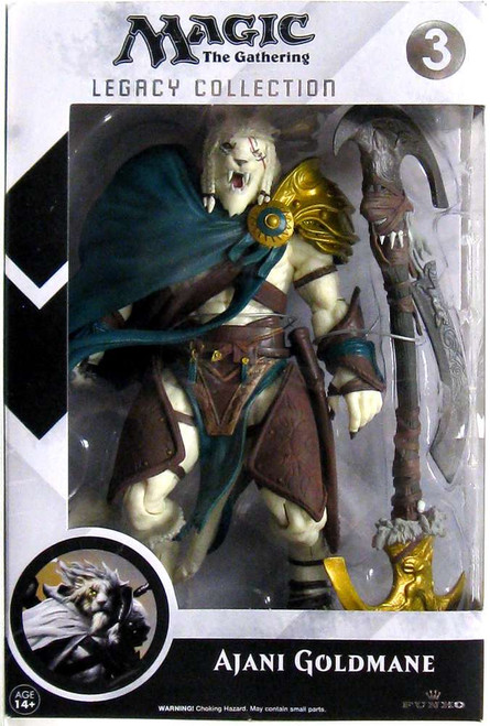 Funko MtG Legacy Collection Series 1 Ajani Goldmane Action Figure