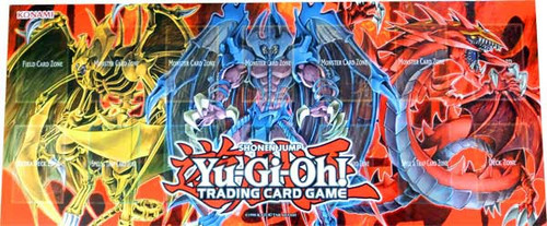 YuGiOh Trading Card Game Legendary Collection 2 Game Board