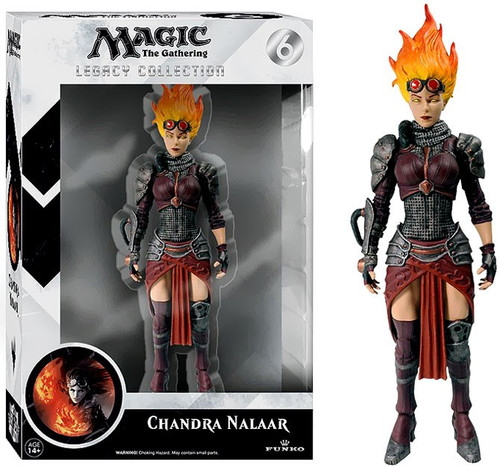 Funko MtG Legacy Collection Series 1 Chandra Nalaar Action Figure