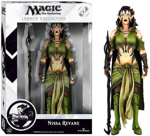 Funko MtG Legacy Collection Series 1 Nissa Revane Action Figure