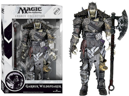 Funko MtG Legacy Collection Series 1 Garruk Wildspeaker Action Figure