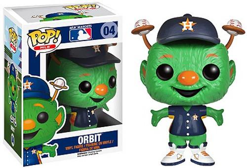 Funko MLB Houston Astros POP! Sports Baseball Orbit Vinyl Figure #4 [Mascot]