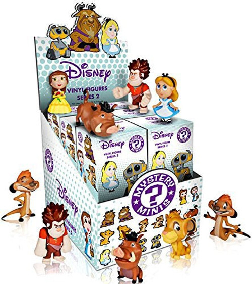 Funko Mystery Minis Disney Series 2 Mystery Box [12 Packs]