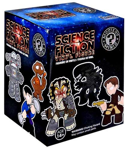 Funko Mystery Minis Science Fiction Series 1 Mystery Pack [1 RANDOM Figure]