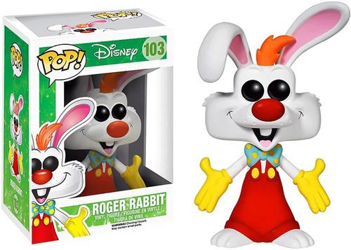 Funko Who Framed Roger Rabbit POP! Disney Roger Rabbit Vinyl Figure #103