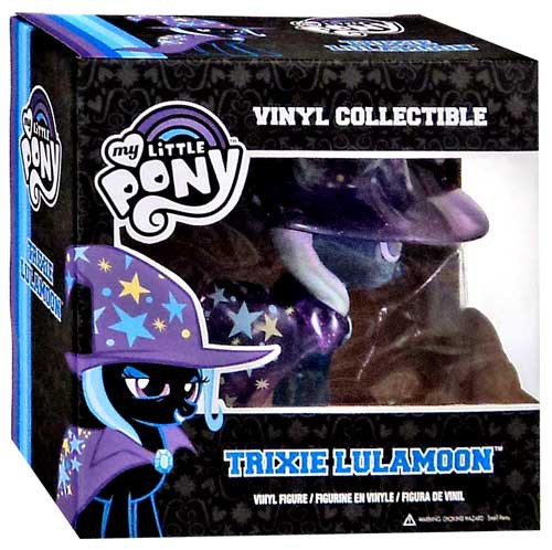 Funko My Little Pony Vinyl Collectibles Trixie Lulamoon Vinyl Figure [Translucent Glitter Variant]