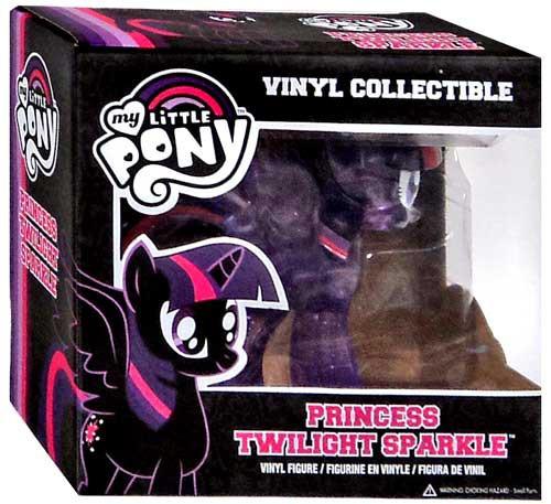 Funko My Little Pony Princess Twilight Sparkle Vinyl Figure [Translucent Glitter Variant]