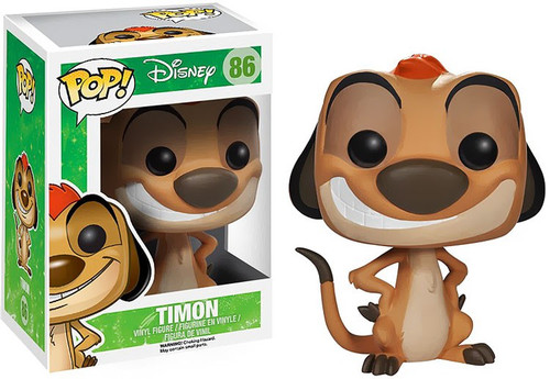 Funko The Lion King POP! Disney Timon Vinyl Figure #86