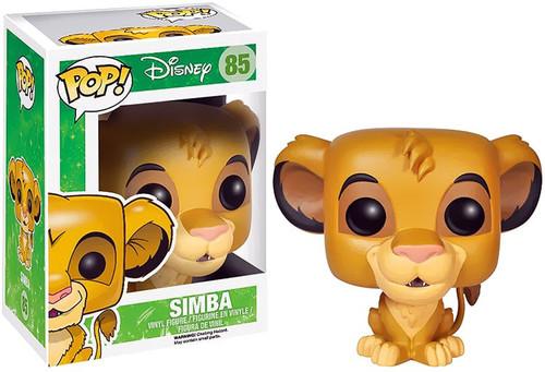 Funko The Lion King POP! Disney Simba Vinyl Figure #85