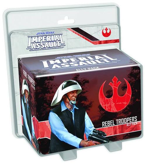 Star Wars Imperial Assault Rebel Troopers Ally Pack