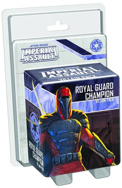 Star Wars Imperial Assault Royal Guard Champion Villain Pack