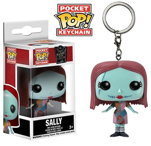 Funko Nightmare Before Christmas Pocket POP! Movies Sally Keychain