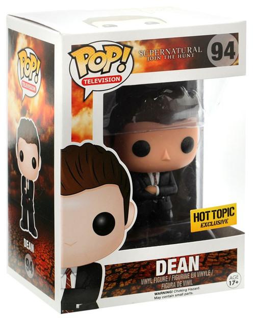 Funko Supernatural POP! TV Dean Exclusive Vinyl Figure #94 [Exclusive]