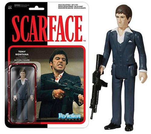 Funko Scarface ReAction Tony Montana Action Figure