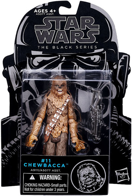 Star Wars A New Hope Black Series Chewbacca Action Figure #11
