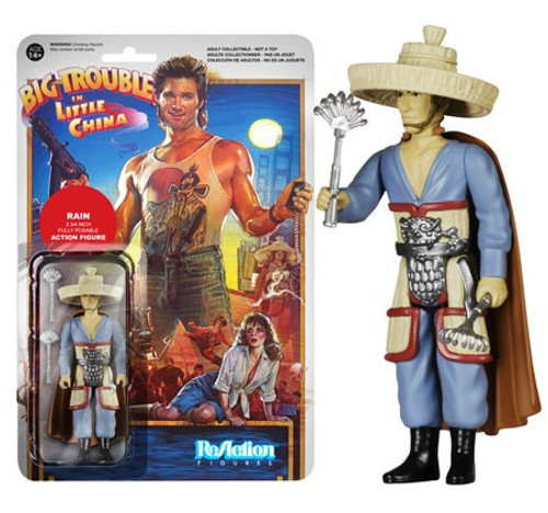 Funko Big Trouble in Little China ReAction Rain Action Figure