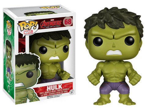 Funko Avengers Age of Ultron POP! Marvel Hulk Vinyl Figure #68