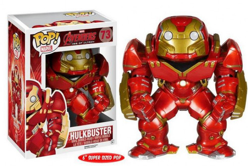 Funko Avengers Age of Ultron POP! Marvel Hulkbuster Exclusive 6-Inch Vinyl Figure #73 [Super-Sized]