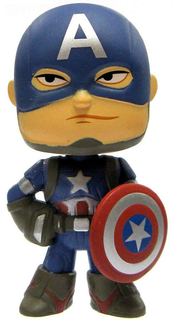 Funko Marvel Avengers Age of Ultron Mystery Minis Captain America 2.5-Inch Mystery Minifigure [Loose]