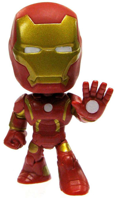 Funko Marvel Avengers Age of Ultron Mystery Minis Iron Man 2.5-Inch Mystery Minifigure [Repulsor Blast Loose]