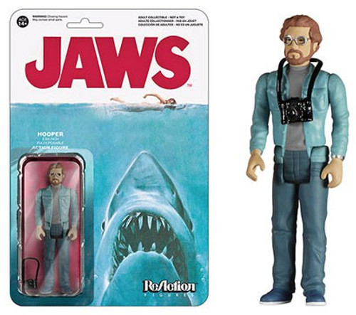 Funko Jaws ReAction Matt Hooper Action Figure