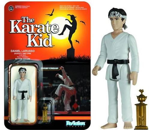 Funko The Karate Kid ReAction Daniel Larusso Action Figure [Karate Gear]