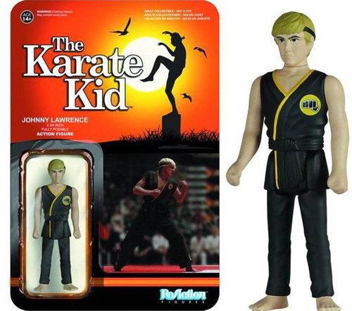Funko The Karate Kid ReAction Johnny Lawrence Action Figure