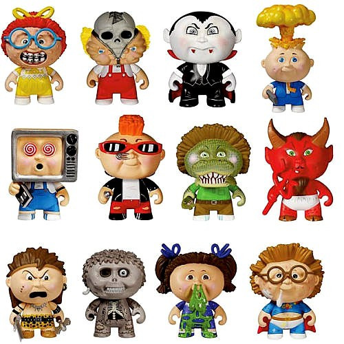 Funko Really Big Mystery Minis GPK Garbage Pail Kids Series 1 Set of 12 Minifigures [Loose]