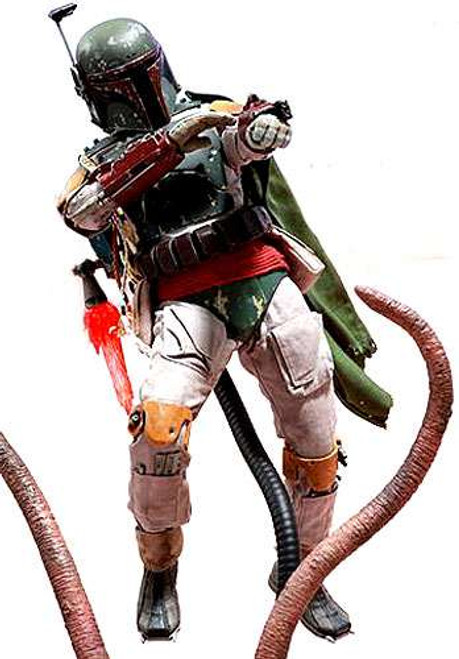 Star Wars Return of the Jedi Boba Fett Collectible Figure [Deluxe Version]
