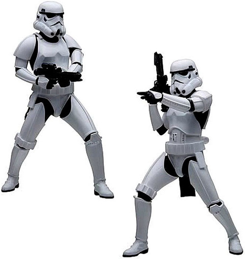 Star Wars ArtFX+ Stormtroopers Vinyl Statue 2-Pack