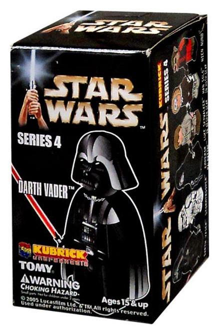 Star Wars Return of the Jedi Kubrick Series 4 Darth Vader Mini Figure
