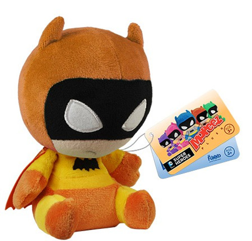 Funko DC Batman 75th Colorways Mopeez Yellow Batman Plush