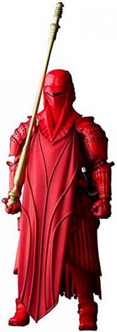 Star Wars Meisho Movie Realization Akazonae Royal Guard Action Figure