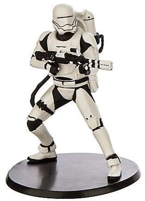 Disney Star Wars The Force Awakens First Order Flametrooper 3.75-Inch PVC Figure [Loose]