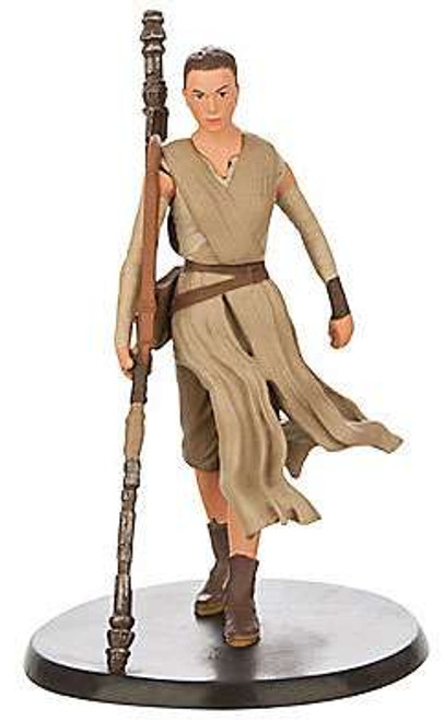 Disney Star Wars The Force Awakens Rey 3.5-Inch PVC Figure [Loose]