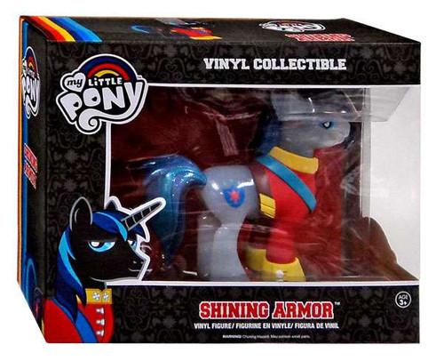 Funko My Little Pony Vinyl Collectibles Shining Armor Vinyl Figure [Translucent Glitter Variant]
