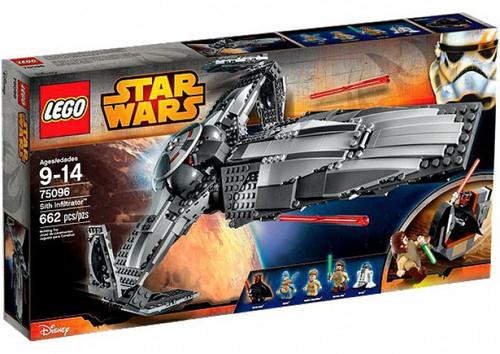 LEGO Star Wars Phantom Menace Sith Infiltrator Set #75096