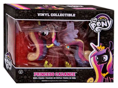 Funko My Little Pony Vinyl Collectibles Princess Cadance Vinyl Figure [Translucent Glitter Variant]