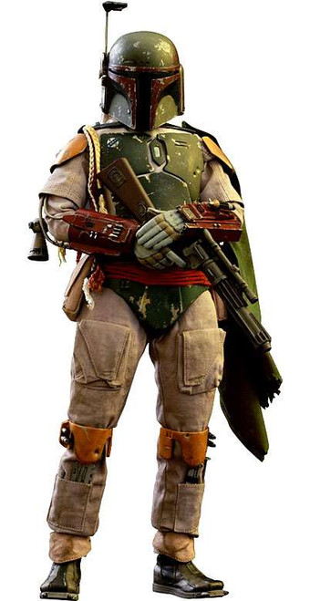 Star Wars Return of the Jedi Boba Fett Collectible Figure