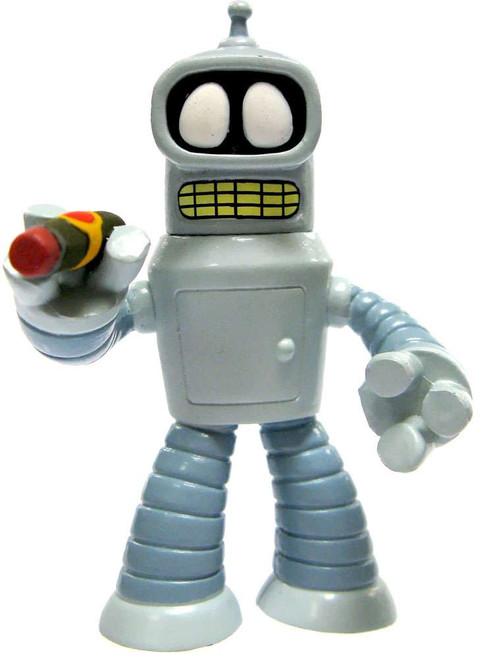 Funko Sci-Fi Mystery Minis Series 2 Bender 1/6 Very Common Mystery Minifigure [Futurama Loose]