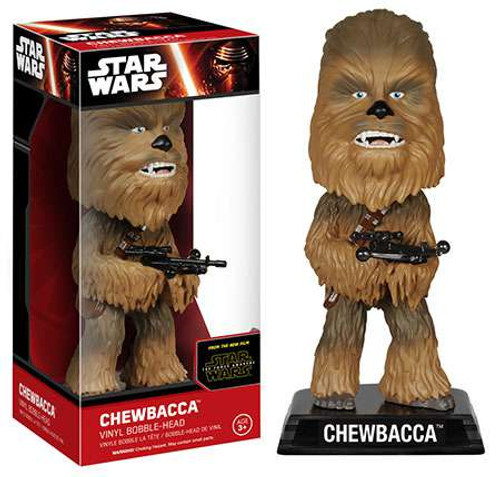 Funko Star Wars The Force Awakens Chewbacca Bobble Head [EP7]