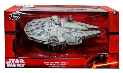 Disney Star Wars Millennium Falcon Exclusive 8-Inch Diecast Vehicle [Red Box]