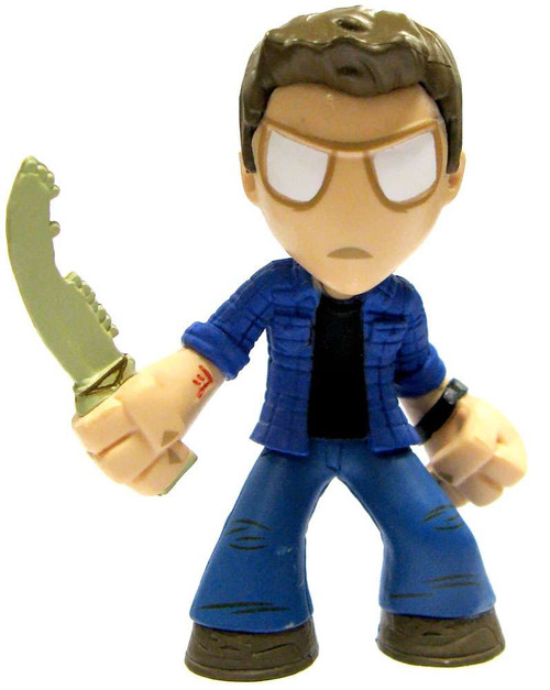 Funko Supernatural Mystery Minis Series 1 Dean Winchester 2-Inch 1/12 Common Mystery Minifigure [Standard Version Loose]